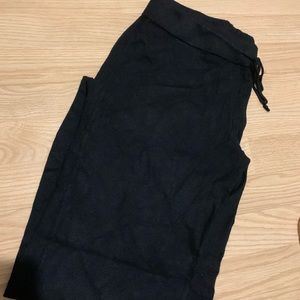 BCBG black lounge pants